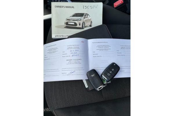 2017 Kia Picanto TA MY17 SI Hatchback Image 3