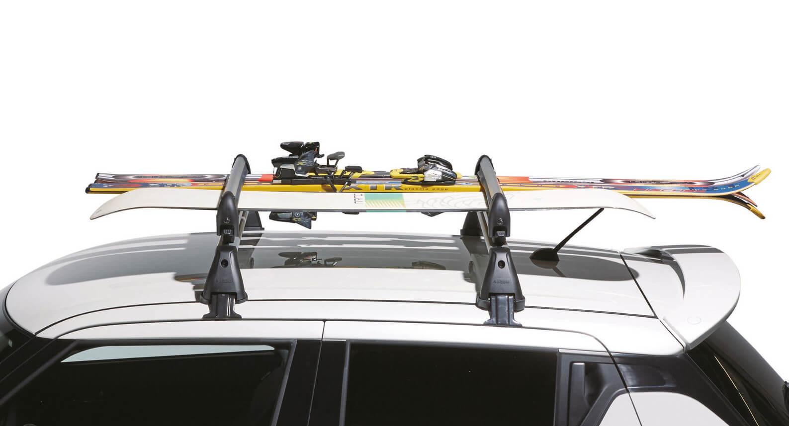 Baleno - Fat Cat 6 Evo, 4 Ski/2 Snowboards