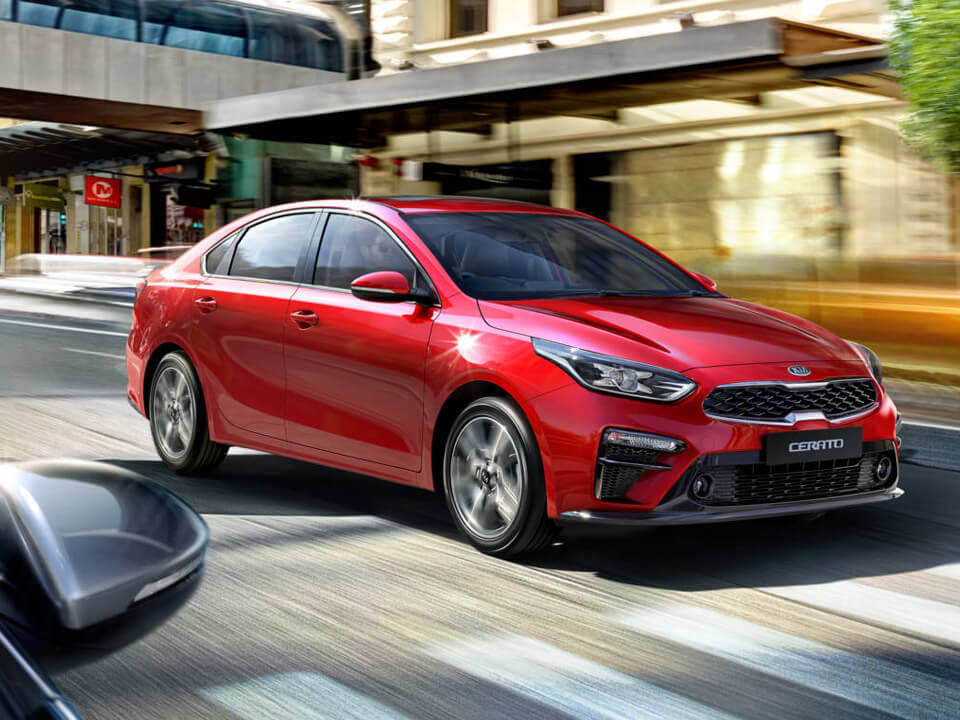 All New Cerato Sedan Stunning Details