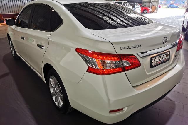 2015 Nissan Pulsar B17 Series 2 ST Sedan Image 3
