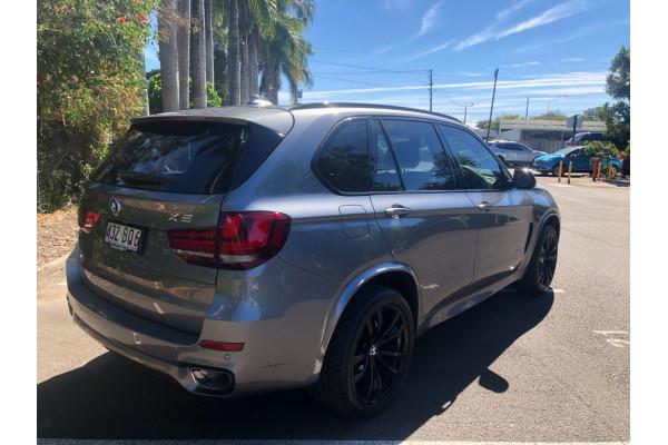 2016 BMW X5 F15 xDrive30d Suv Image 4