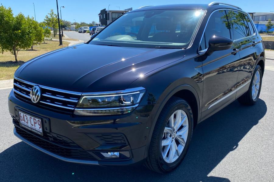 2019 Volkswagen Tiguan Comfrtline Image 4