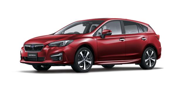 2020 MY0  Subaru Impreza G5 2.0i-S Hatch Hatch