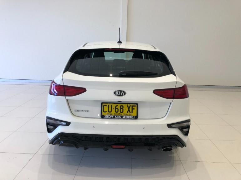 2019 Kia Cerato BD S Hatchback Image 5