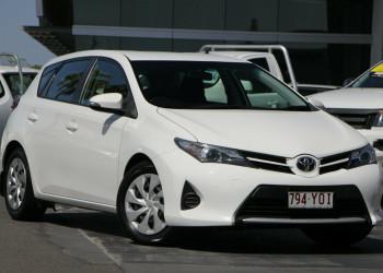Toyota Corolla Ascent S-CVT ZRE182R