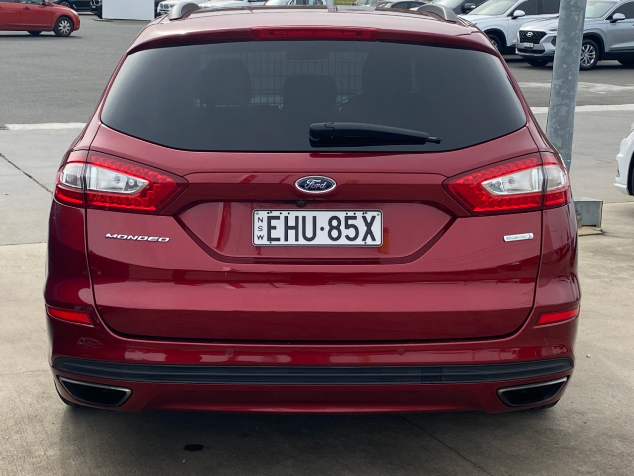 2017 Ford Mondeo MD AMBIENTE Wagon Image 20