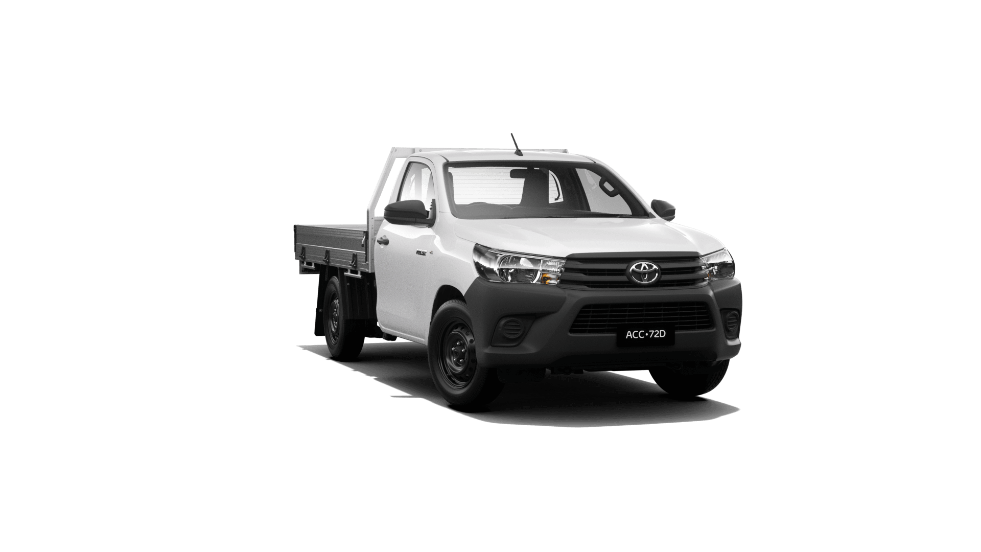 HiLux 4x2 WorkMate <span>Single-Cab Cab-Chassis | Petrol | Manual</span>