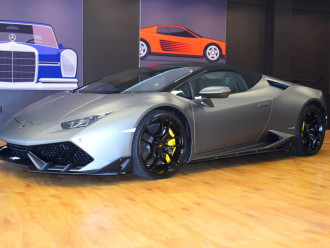 Lamborghini Huracan LP610-4 724 MY16