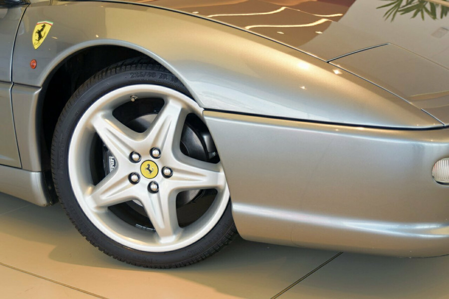 1997 Ferrari F355 Berlinetta Coupe Mobile Image 9