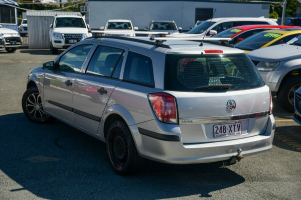 2006 Holden Astra AH MY06 CD Wagon