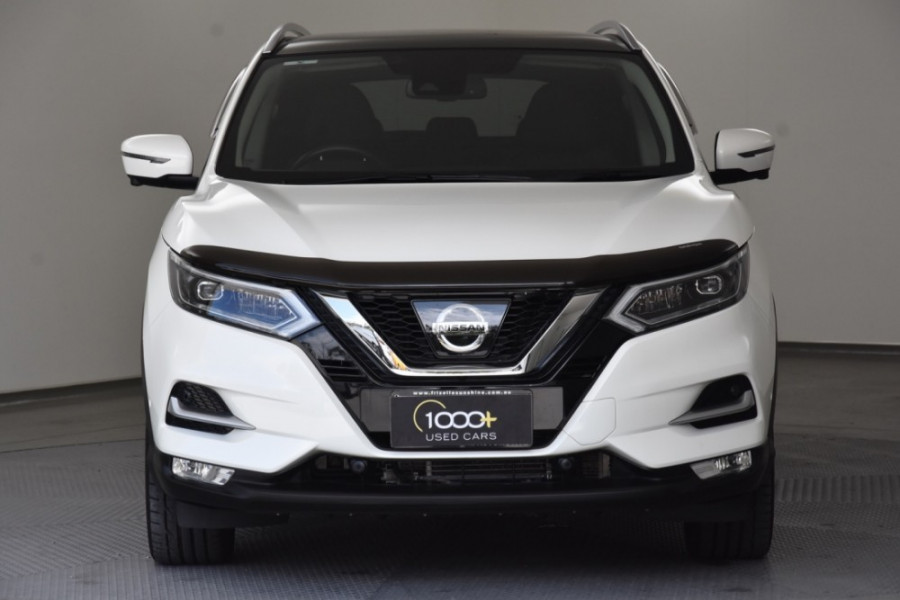 2017 Nissan QASHQAI J11 Series 2 ST Suv