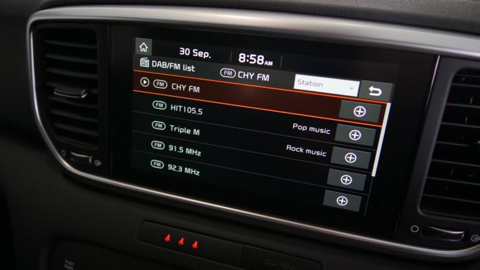 2020 Kia Sportage QL SX Suv Image 11