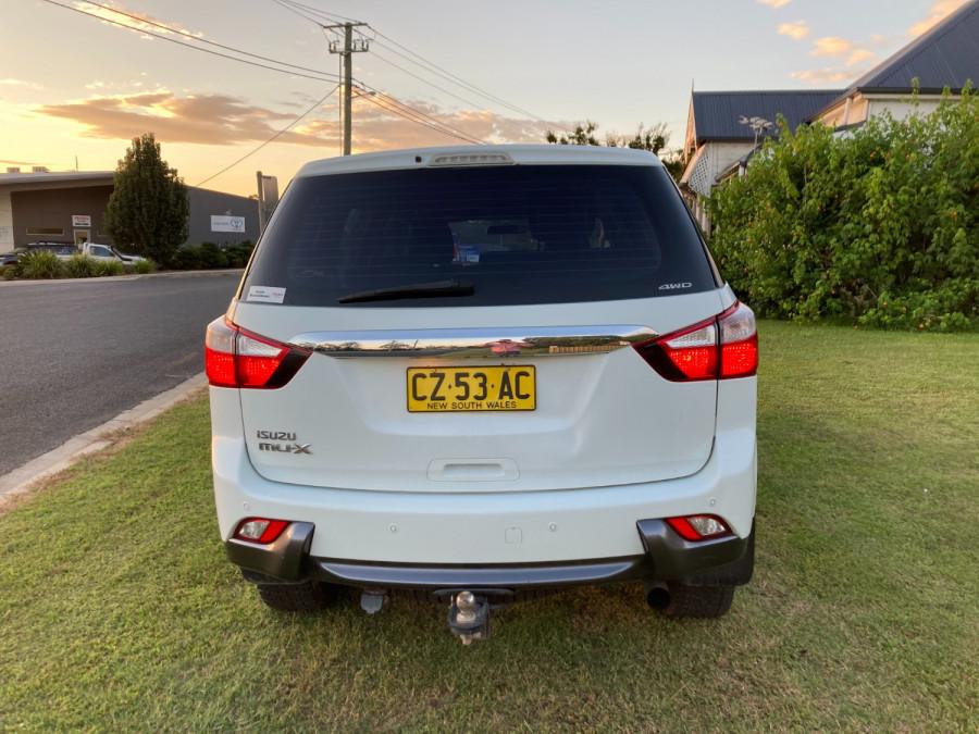 2014 MY15 Isuzu UTE MU-X Turbo LS-U Wagon Image 4