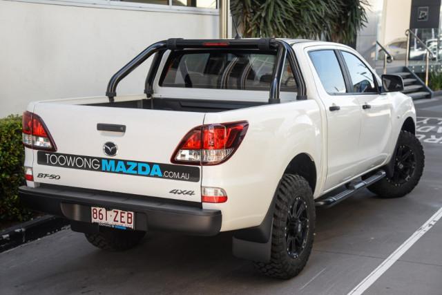 2019 Mazda BT-50 UR 4x4 3.2L Dual Cab Pickup XT Ute Image 2