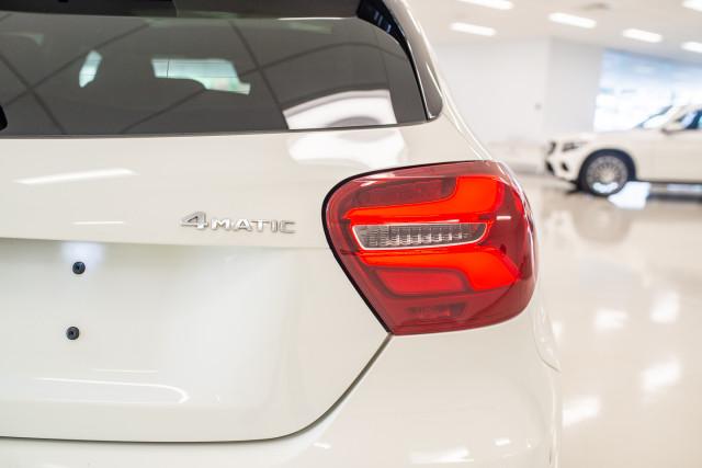 2017 MY08 Mercedes-Benz A-class Hatchback Image 17