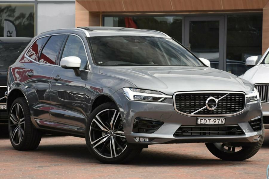2019 Volvo XC60 UZ T6 R-Design Suv Mobile Image 1