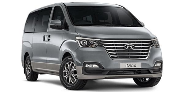 2019 MY20 Hyundai iMax TQ4 Elite Van