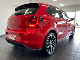 2015 MY16 Volkswagen Polo 6R GTI Hatchback Image 5