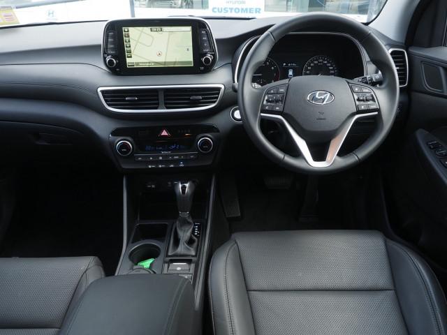 2019 MY20 Hyundai Tucson TL3 Elite Suv Image 9