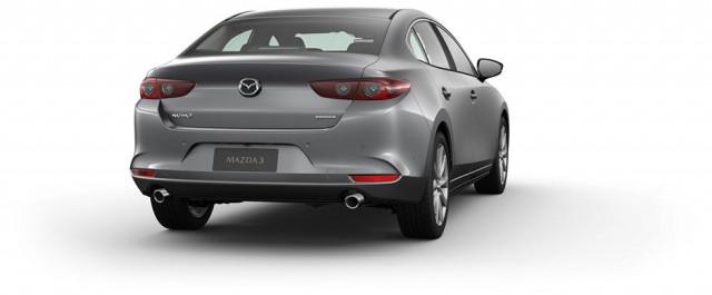 2021 Mazda 3 BP G20 Evolve Sedan Sedan Mobile Image 14