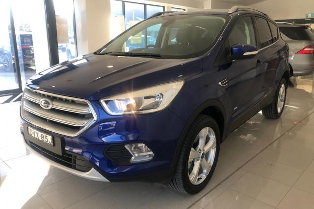 2017 Ford Escape Trend