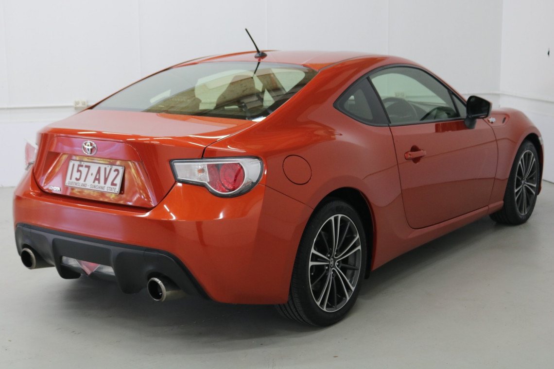 2012 Toyota 86 ZN6 GTS Coupe Image 10