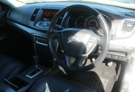 2011 Nissan Maxima J32 250 X-tronic ST-L Sedan