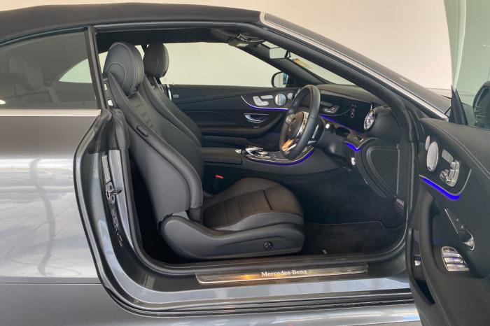 2020 Mercedes-Benz E Class Convertible Image 9