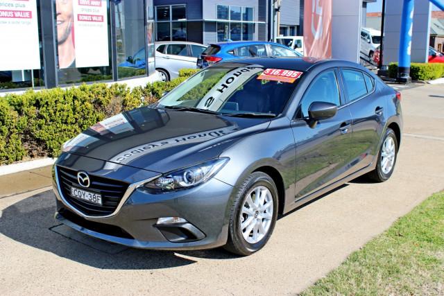 2014 Mazda Mazda3 BM5278 Touring Sedan