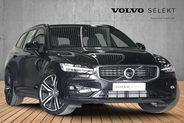 2020 Volvo V60 (No Series) MY20 T5 R-Design Wagon