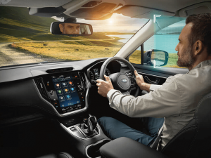 Subaru's Driver Monitoring System Image
