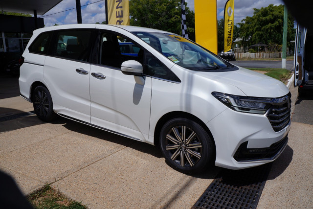 2021 Honda Odyssey 5th Gen Vi L7 Van Image 2