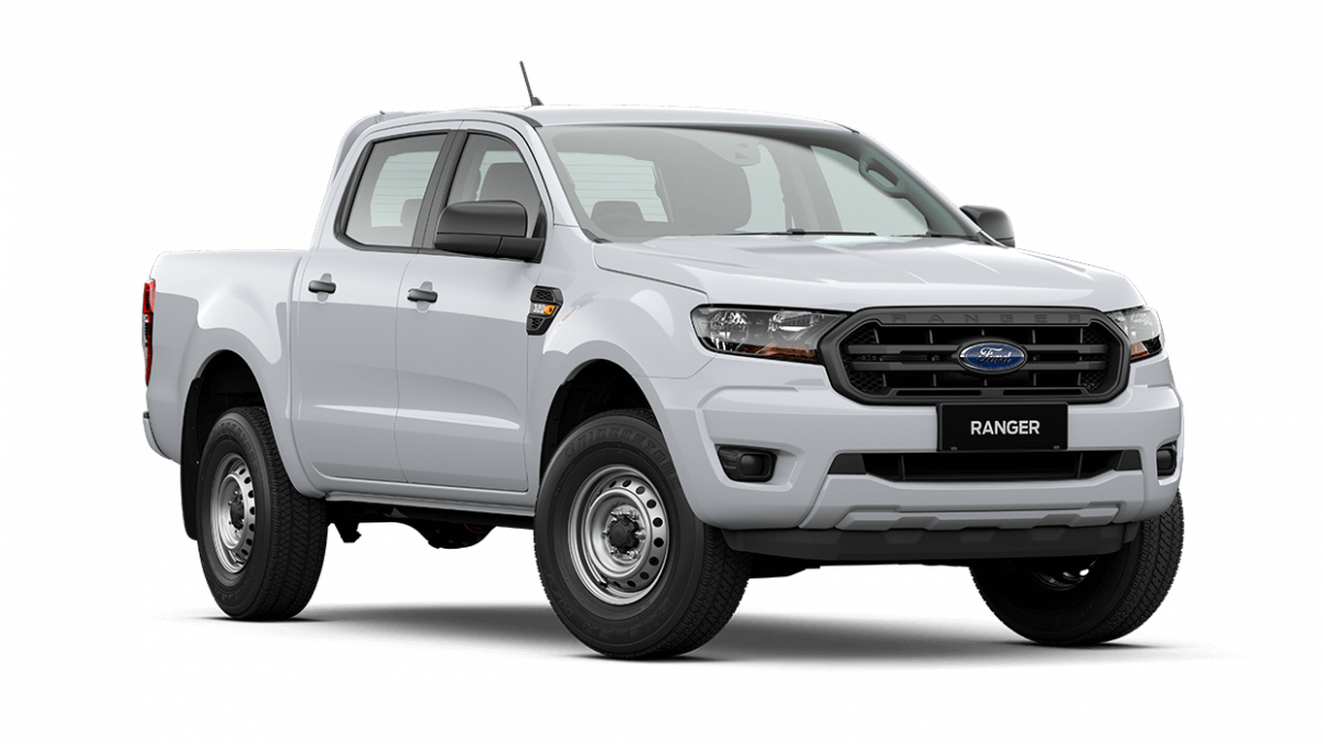 2020 MY20.75 Ford Ranger PX MkIII XL Double Cab Utility - extended cab image 1