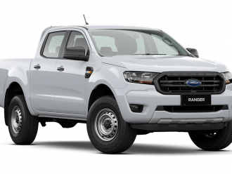 Ford Ranger XL Double Cab PX MkIII