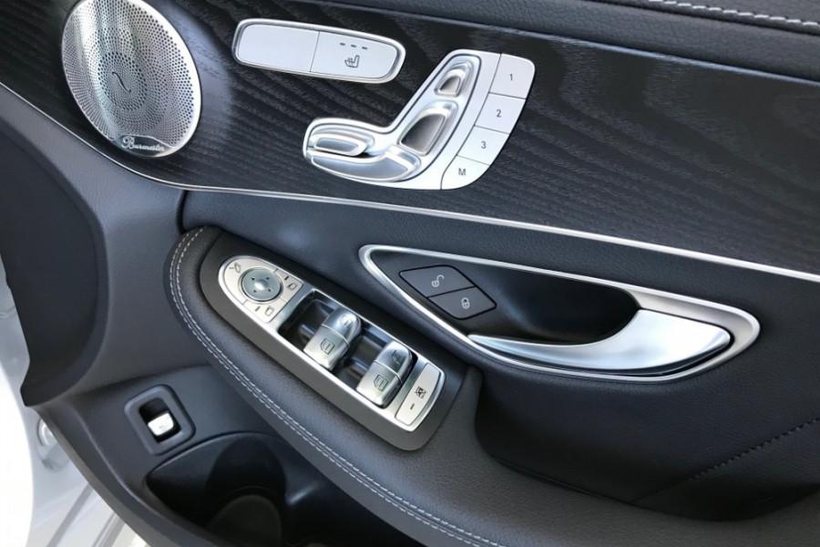 2019 Mercedes-Benz C-class W205 809MY C300 Sedan Image 9
