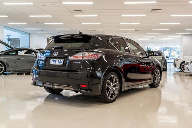 2016 Lexus Ct Hatchback Image 6