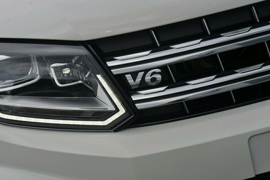 2018 MY19 Volkswagen Amarok 2H Ultimate 580 Utility Mobile Image 4