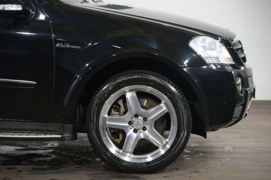 2008 Mercedes-Benz Ml 63 Amg (4x4)