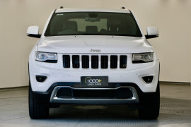 2015 Jeep Grand Cherokee WK Limited Suv Image 2