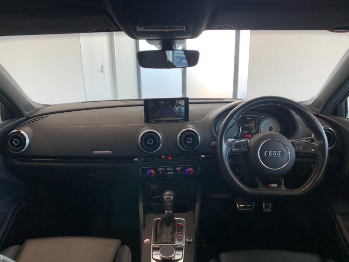 2015 Audi S3 8V MY15 Sedan Image 23