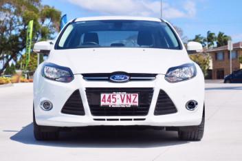 2013 Ford Focus LW MKII Titanium Sedan