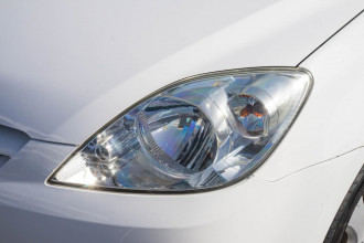 2005 Mazda 2 DY Series 1 Maxx Hatchback