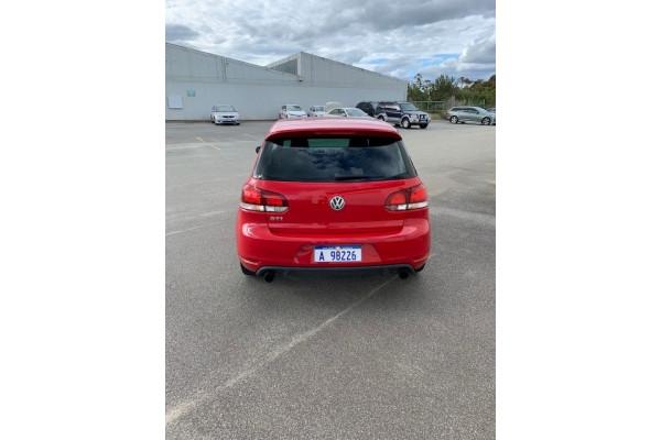 2012 MY14 Volkswagen Golf Gt VII  GTI Hatchback Image 2