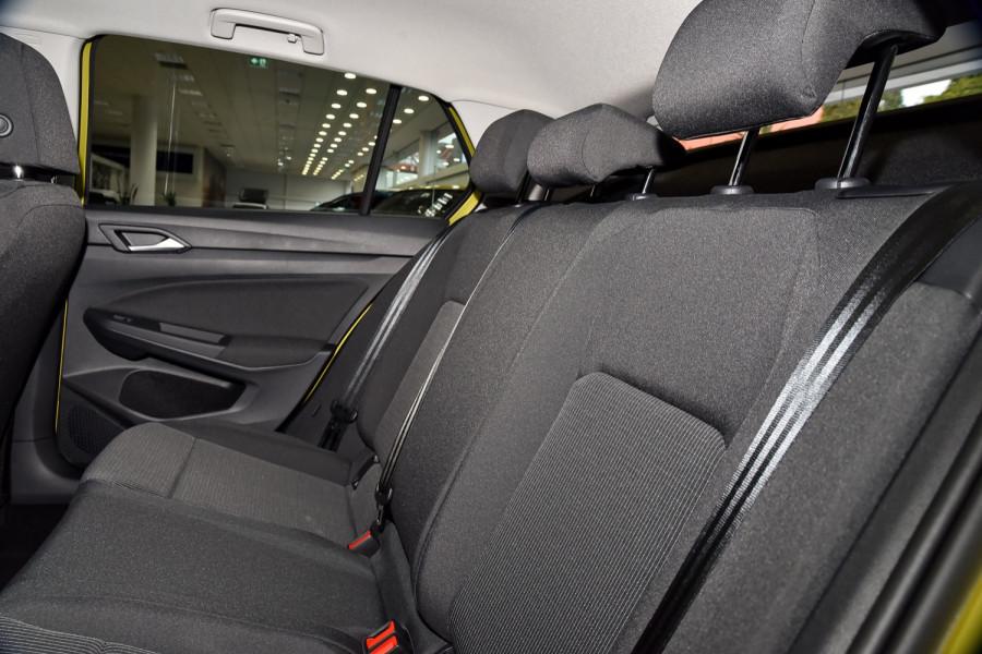2021 Volkswagen Golf 8 110TSI Golf Hatch Image 9