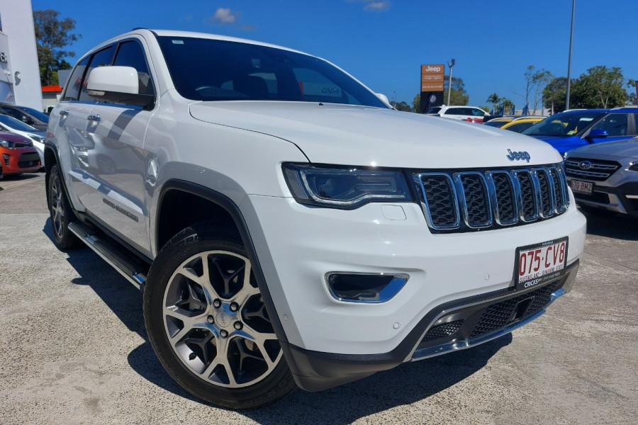 2019 Chrysler Grand Cherokee Limited Image 1