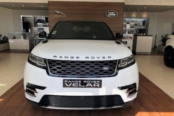 2019 MY20 Land Rover Range Rover Velar Suv Image 3