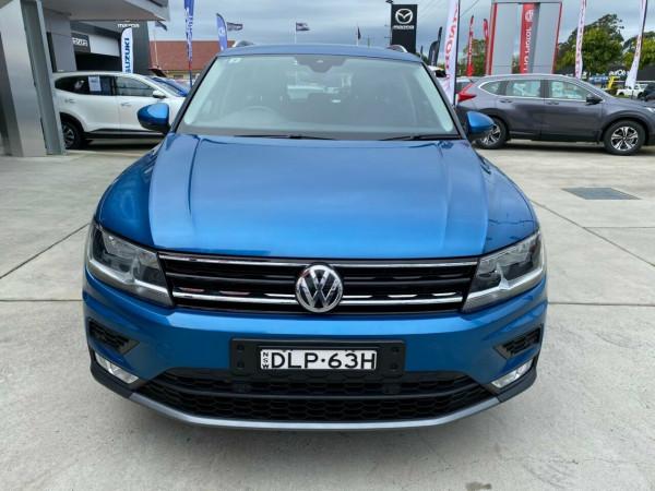 2016 MY17 Volkswagen Tiguan 110TSI - Comfortline Suv