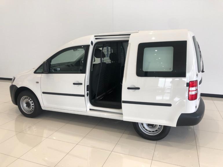 2014 Volkswagen Caddy 2KN Turbo TDI250 Van Image 11