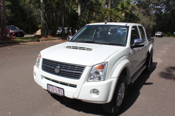 2008 Holden Rodeo RA  LT 60th Anniv Utility Image 4