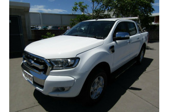 2018 Ford Ranger PX MkII 2018.00MY XLT Double Cab Utility Image 3